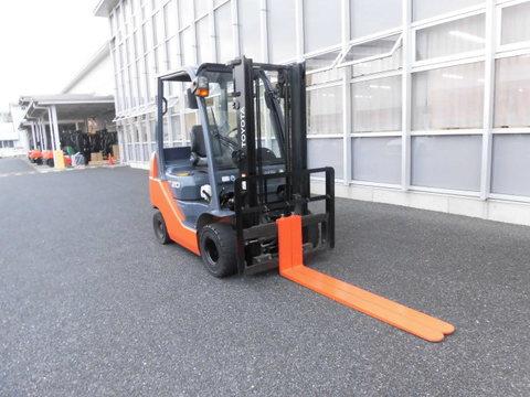 トヨタL&F栃木 中古車フォークリフト販売:トヨタ 02-8FGK20