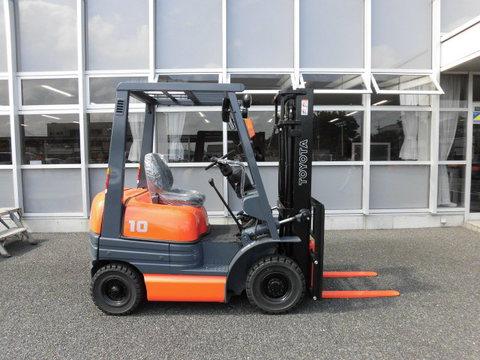 トヨタL&F栃木 中古車フォークリフト販売:トヨタ  ガソリン車 6FGL10