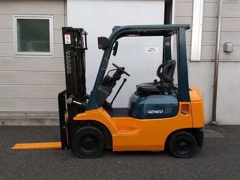トヨタL&F栃木 中古車フォークリフト販売:トヨタ 7FGL15