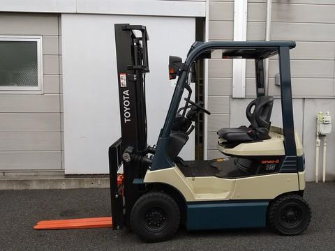 トヨタL&F栃木 中古車フォークリフト販売:トヨタ 7FB15