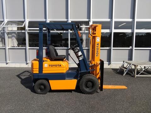 トヨタL&F栃木 中古車フォークリフト販売:トヨタ 5FG15