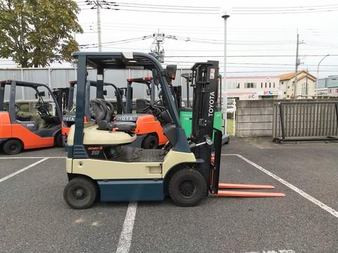 トヨタL&F栃木 中古車フォークリフト販売:トヨタ 7FB10